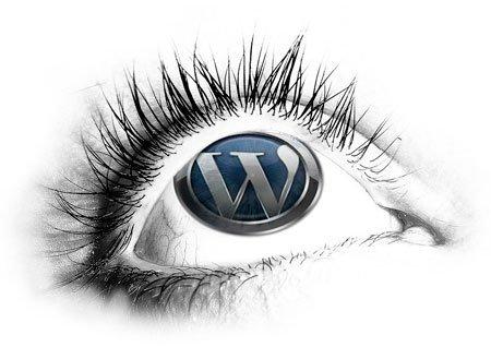 wordpress atração