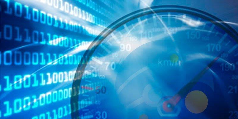 Medir a velocidade do servidor web