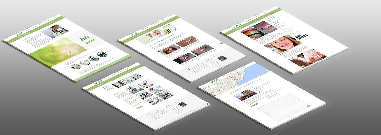 Isometria website caso