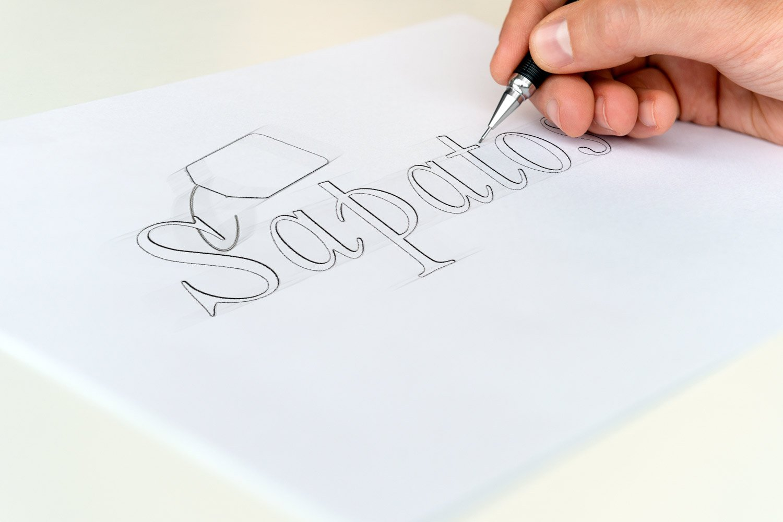 logomarca websapatos