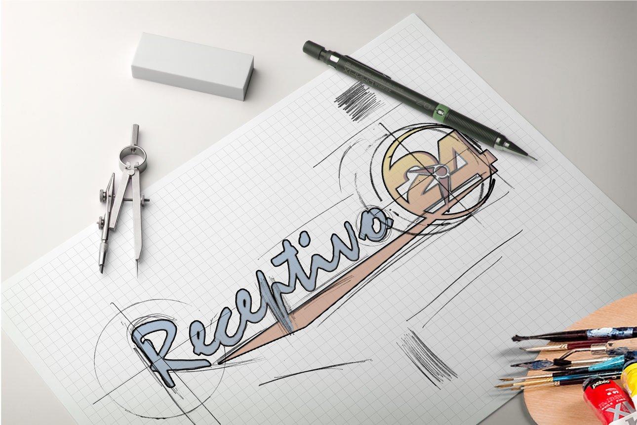 Re-design logomarca Receptivo 24h